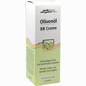 Abbildung von Medipharma Olivenöl Bb Creme  50 ml