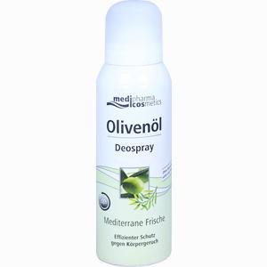 Abbildung von Medipharma Olivenöl Deospray Mediterrane Frische  125 ml