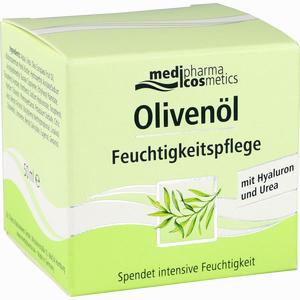 Abbildung von Medipharma Olivenöl Feuchtigkeitspflege Creme 50 ml