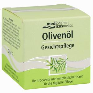Abbildung von Medipharma Olivenöl Gesichtspflege Creme 50 ml