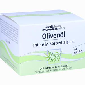 Abbildung von Medipharma Olivenöl Intensiv- Körperbalsam  250 ml