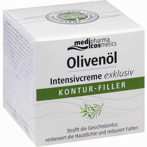 Abbildung von Medipharma Olivenöl Intensivcreme Exclusiv  50 ml