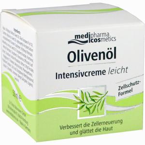 Abbildung von Medipharma Olivenöl Intensivcreme Leicht  50 ml