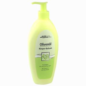 Abbildung von Medipharma Olivenöl Körper Balsam  500 ml