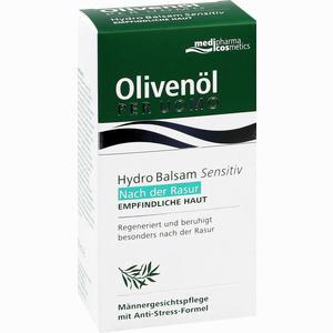 Abbildung von Medipharma Olivenöl Per Uomo Hydro Balsam Sensitiv  50 ml