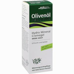 Abbildung von Medipharma Olivenöl Per Uomo Hydro Mineral Cremegel  50 ml