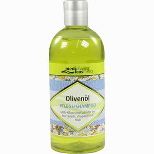 Abbildung von Medipharma Olivenöl Pflege- Shampoo  500 ml