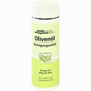 Abbildung von Medipharma Olivenöl Reinigungsmilch  200 ml