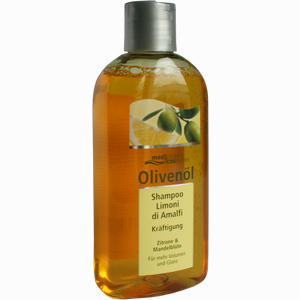 Abbildung von Medipharma Olivenöl Shampoo Kräftigung Limoni Di Amalfi  200 ml