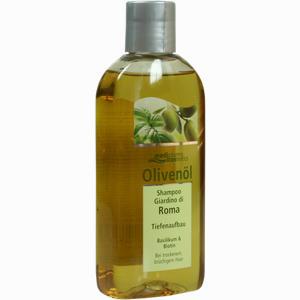 Abbildung von Medipharma Olivenöl Shampoo Tiefenaufbau Giardino Di Roma  200 ml