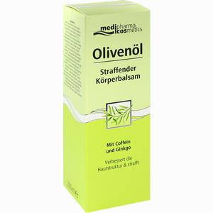 Abbildung von Medipharma Olivenöl Straffender Körperbalsam  200 ml