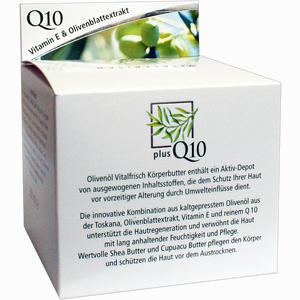 Abbildung von Medipharma Olivenöl Vitalfrisch Körperbutter Creme 200 ml