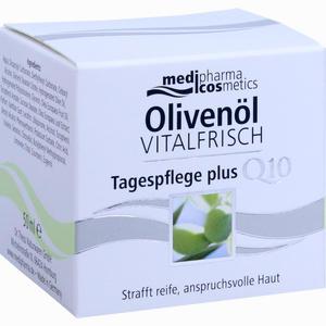 Abbildung von Medipharma Olivenöl Vitalfrisch Tagespflege Creme 50 ml
