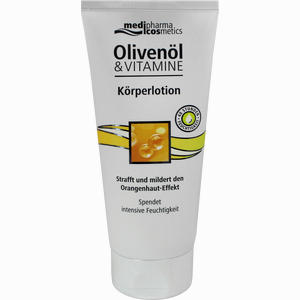 Abbildung von Medipharma Olivenöl & Vitamine Körperlotion  200 ml