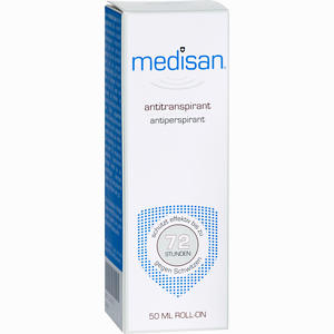 Abbildung von Medisan Plus Antitranspirant Roll- On 50 ml