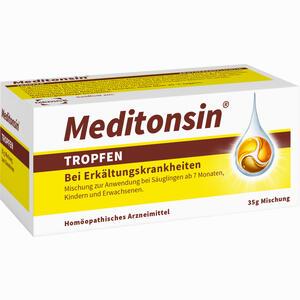 Abbildung von Meditonsin Tropfen  35 g