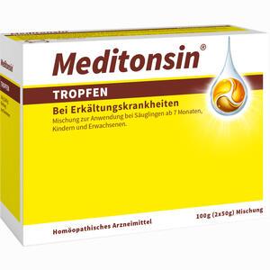 Abbildung von Meditonsin Tropfen  2 x 50 g