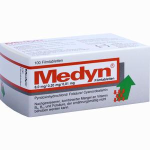 Abbildung von Medyn Filmtabletten 100 Stück