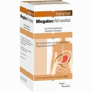 Abbildung von Megalac Almasilat Suspension  250 ml