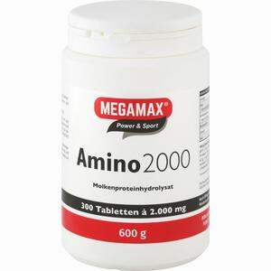 Abbildung von Megamax Amino 2000 Tabletten 300 Stück