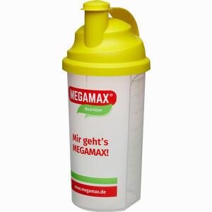Abbildung von Megamax Mixbecher Gelb 1 Stück