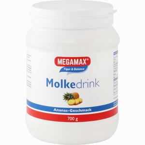 Abbildung von Megamax Molkedrink Ananas Pulver 700 g
