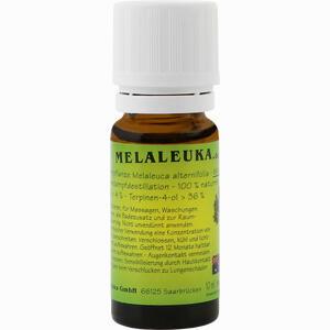 Abbildung von Melaleuka Aus Biologischem Anbau 10 ml