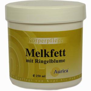 Abbildung von Melkfett mit Ringelblume Aurica Körperpflege 250 ml