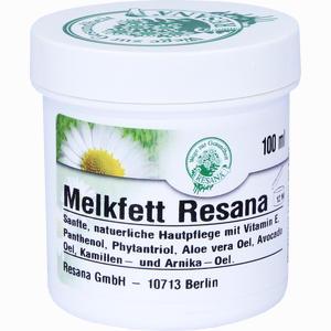 Abbildung von Melkfett Resana 100 ml