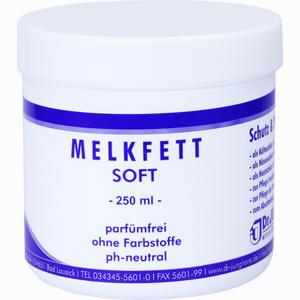 Abbildung von Melkfett Soft Dr. junghans medical 250 g