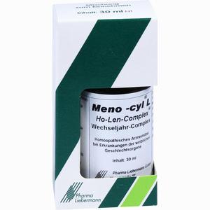 Abbildung von Meno- Cyl L Ho- Len- Complex Wechseljahr- Complex Tropfen 30 ml