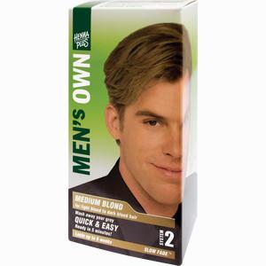 Abbildung von Mens Own Medium Blond  Creme 80 ml