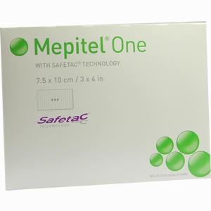 Abbildung von Mepitel One 7.5x10cm Verband 10 Stück