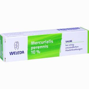 Abbildung von Mercurialis Per 10% Salbe 25 g