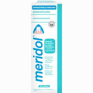 Abbildung von Meridol Mundspül- Lösung  400 ml