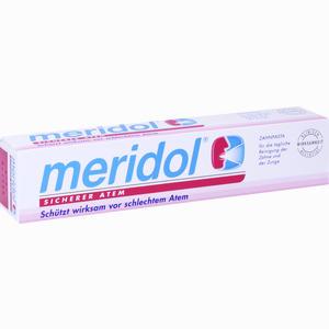 Abbildung von Meridol Sicherer Atem Zahnpasta  75 ml