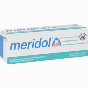 Abbildung von Meridol Zahnpasta  20 ml