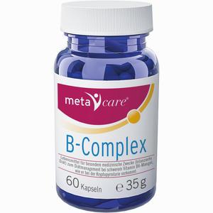 Abbildung von Meta Care B- Complex Kapseln 60 Stück