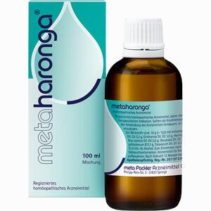 Abbildung von Metaharonga Tropfen 100 ml