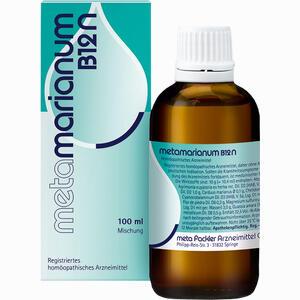 Abbildung von Metamarianum B12 N Tropfen 100 ml