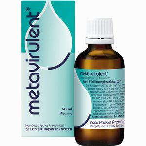 Abbildung von Metavirulent Tropfen 50 ml