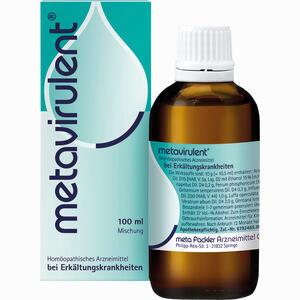 Abbildung von Metavirulent Tropfen 100 ml