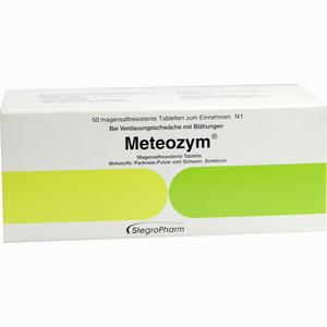 Abbildung von Meteozym Filmtabletten 50 Stück