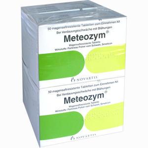 Abbildung von Meteozym Filmtabletten 200 Stück