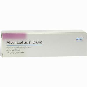Abbildung von Miconazol Acis Creme 20 g