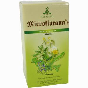 Abbildung von Microflorana- F Fluid 150 ml
