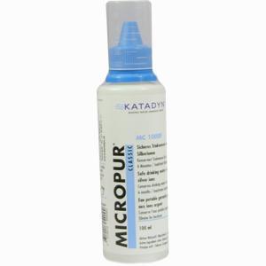 Abbildung von Micropur Classic Mc 1000f 100 ml