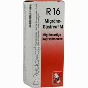 Abbildung von Migräne- Gastreu M R16 Tropfen 50 ml