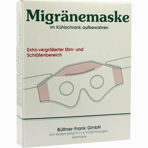 Abbildung von Migränemaske Frank Büttner 1 Stück