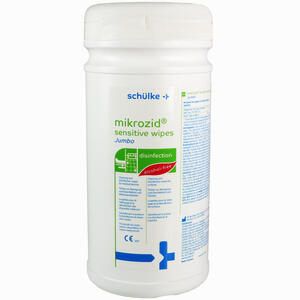 Abbildung von Mikrozid Sensitive Wipes Tücher 200 Stück